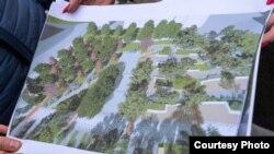 Moldova - planul de reconstrucție a orașului Tighina/Bender