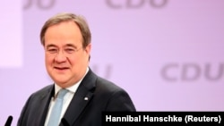 Lideri i ri i CDU-së, Armin Laschet.