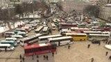 Як і чому приїхали люди на День Соборності України до Києва (відео)