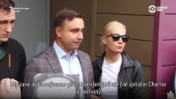 Gruaja e Navalnyt kërkon transferimin e liderit opozitar rus në klinikë gjermane