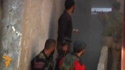 Syrian Rebels Continue Raids Despite Cease-Fire