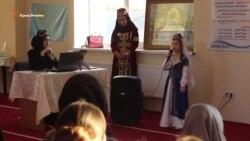 Kiyevde Qırımtatar medeniyeti Kününi qayd ettiler