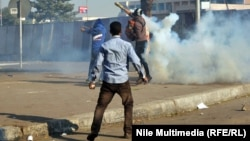The latest clashes in Cairo were sparked by a government decision to declare the Muslim Brotherhood a terrorist organization.