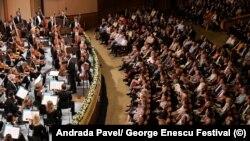 """Tugan Sokhiev la pupitrul Royal Concertgebouw Amsterdam în ultimul concert al Festivalului Internațional """"George Enescu"""""""