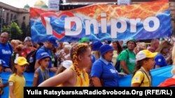 Дніпровську ходу вже офіційно зареєстрували як рекордну за кількістю учасників представники «Книги рекордів України»