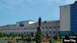 Азербайджан - ранее открытый в Ширване военный завод