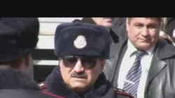 Müxalifətin tədbirində polis də iştirak edir