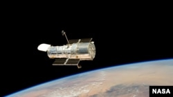 Американский телескоп Hubble