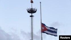 Devetodnevna žalost na Kubi