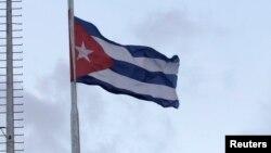 Флаг Кубы.