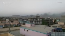 Heavy Clashes Continue In Afghanistan's Ghazni City