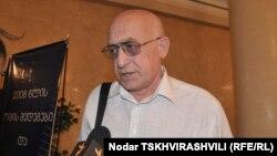 Сосо Цискаришвили