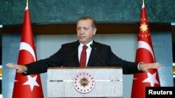 Түркия президенті Режеп Ердоған.
