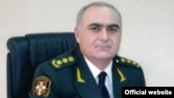 Б.Біцадзэ, экс-міністар памежнай паліцыі Грузіі