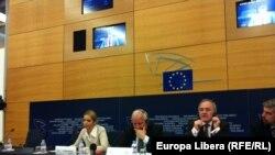 Nga debati për Timoshenkon, Bruksel, maj, 2012
