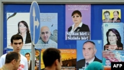 The election is highly unlikely to diminish the ruling party's near-total dominance of Azerbaijani politics.