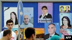 Seçki plakatları