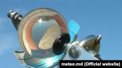 Метеорологический прибор. Иллюстративное фото.