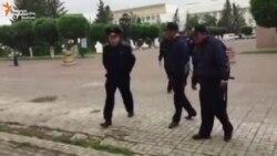 Qazaxıstanda AzadlıqRadiosunun jurnalistini polis saxlayır