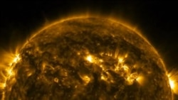 تصاویر زیبای تلسکوپ فضایی ناسا از خورشید