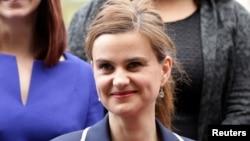 Deputetja britanike, Jo Cox - Arkiv