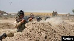 Ushtar irakian, foto nga arkivi