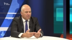 Комісар Ради Європи з прав людини Нілс Муйжнієкс в інтерв'ю для Радіо Свобода