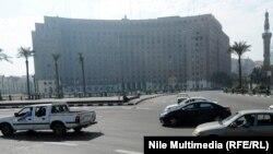 ميدان التحرير في القاهرة خال من اي متظاهر رغم دعوة الإخوان المسلمين الى التظاهر