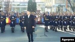 Președintele Klaus Iohannis la festivitățile de la Iași