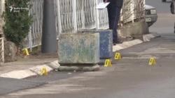 Pamje nga vendi ku u vra Oliver Ivanoviq