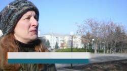 Світлана Рудь, активістка Євромайдан-Краматорськ