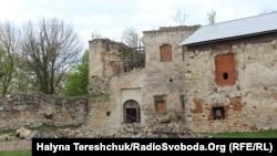 Кошти на реставрацію замку шукають через грантові поекти
