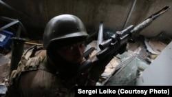 Ushtar ukrainas