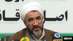 محمد ابراهیم نکونام، رییس کمیسیون اصل ۹۰ مجلس