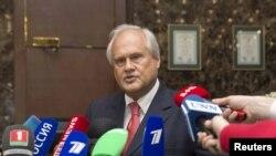 Посол ОБСЄ, австрійський дипломат Мартін Сайдік