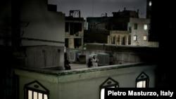 عکس پییترو ماستورتزو از وقایع ایران