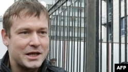 Russian opposition activist Leonid Razvozzhayev
