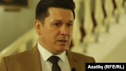 Ирек Хафизов