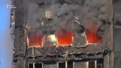 Полиция назвала причину пожара в лондонской высотке