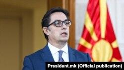 Претседателот Стево Пендаровски