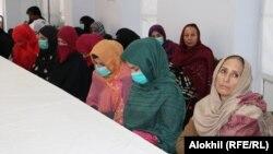 آرشیف٬ شماری از زنان افغانستان