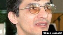 رضا معينی، مسئول بخش ايران گزارشگران بدون مرز