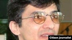 رضا معینی، مسئول بخش ایران در سازمان گزارشگران بدون مرز.