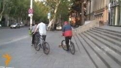 «Нужно обеспечить безопасность велосипедного движения»