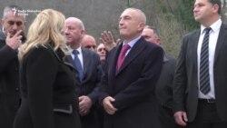 Predsednik Albanije u Medveđi: Poseta je poruka da smo za saradnju