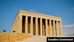 Мавзолей Мустафы Кемаля Ататюрка в Анкаре