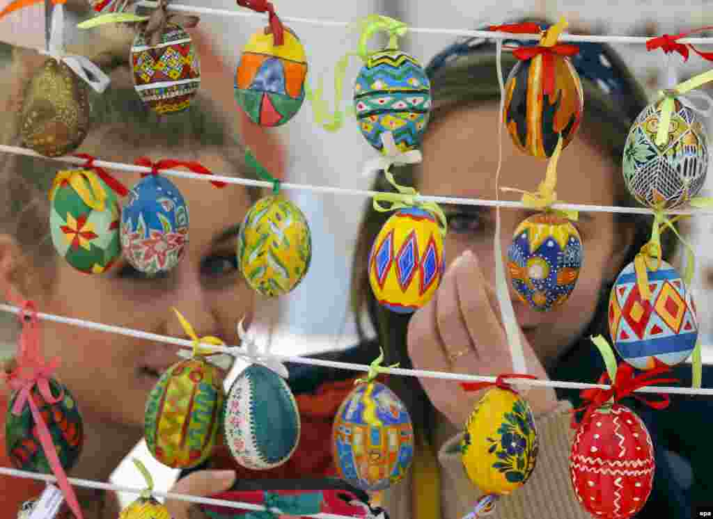 La Festival de la Catedrala Sf. Sofia de la Kiev.