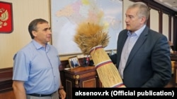 Курочка по зернышку: сельское хозяйство в Крыму