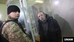 Геннадий Корбан на заседании суда 2 ноября 2015 года