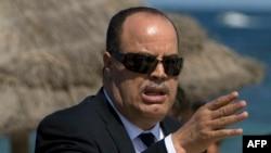 Министр внутренних дел Туниса Наджем Гхарсалли.